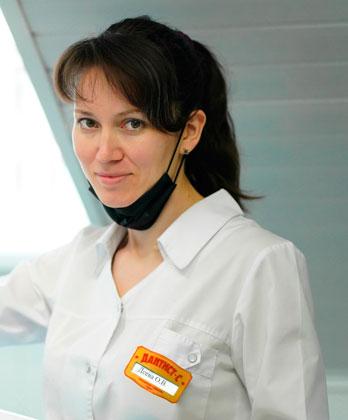 Деева Ольга Владимировна